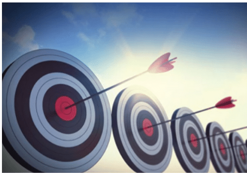 raggiungere obiettivi e centrare il bersaglio con il coaching